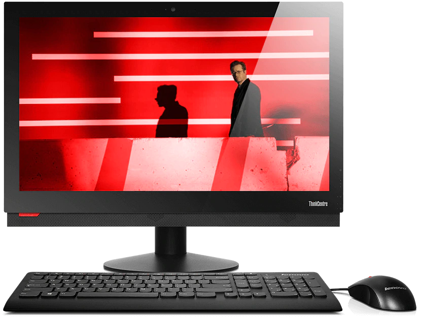 All in One Lenovo Think Centre